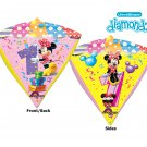 "Disney Minnie Mouse 1st Happy Birthday 17"" Diamond Balloon Party Supply"