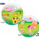 "Lalaloopsy and Friends 22"" Bubble Balloon Party Supply"