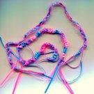 Doll and Me Gimp Bracelet Set