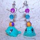 Baby Seal Earrings