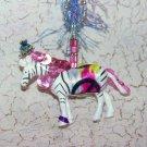 Peace Zebra Necklace!