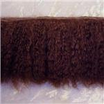 Med warm brown Wig making Dye for 4 oz mohair 10402