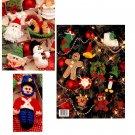 Hot Sale Ebook Crochet Christmas Ornaments PDF Pattern C003