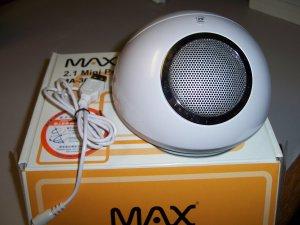 MAX 2.1 Mini Portable Speaker