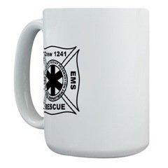 Large crew mug