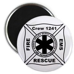 Crew button 2.25