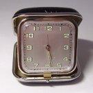 Genuine Leather Alarm Clock