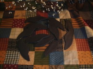 15 Primitive Crows for Fixins or Bowl Fillers