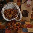 50 Primitive Gingerbread Men for Fixins or Bowl Fillers