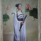 "Oil painting(Chinese people-003,24""*36"")"