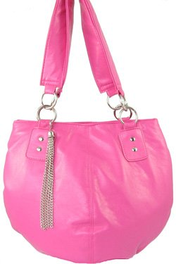 Fashion Round bag with Chain
