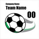 Soccer Team Personalized T Shirt 100% cotton