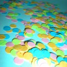 Neon Mini Circle Confetti