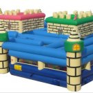 Inflatable Maze Bouncer