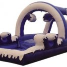 Inflatable Water Slide Bouncer