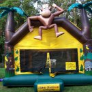 Inflatable Jungle Bouncer-J1