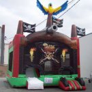 Inflatable Pirate Bouncer-J8