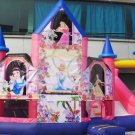 Inflatable Princess Bouncer with slide-J13