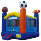 Inflatable Round Bouncer-J21