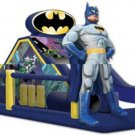 Inflatable Batman Obstacle Bouncer-J38