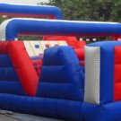 Inflatable Double Obstacle Bouncer-J45