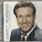 MARTY ROBBINS - A Lonely Country Road 2 CD set 2008
