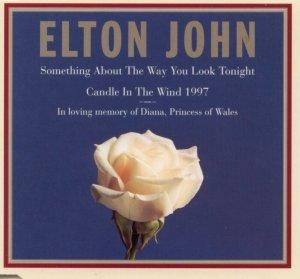 ELTON JOHN - In Lovng Memory of Diana, Princess Of Wales 1997 CD Single
