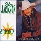 ALAN JACKSON - Honky Tonk Christmas CD 1993