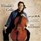 YO-YO MA - Vivaldi's Cello CD 2004