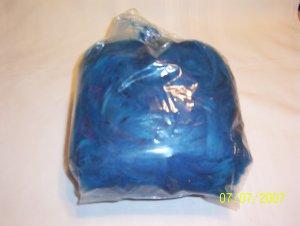 Turquoise Florette Feathers - 4 oz