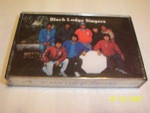 Blackfeet Pow-Wow Songs - Vol 1 by Black Lodge Singers Cassette