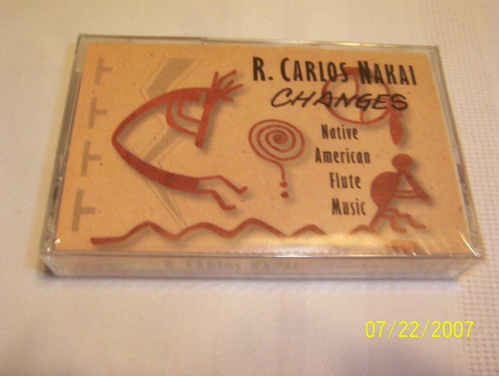 Changes by R. Carlos Nakai Cassette