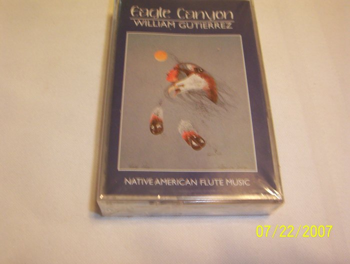 Eagle Canyon by William Gutierrez Cassette