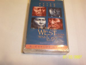 How the West Was Lost - Vol 2 by R. Carlos Nakai Cassette
