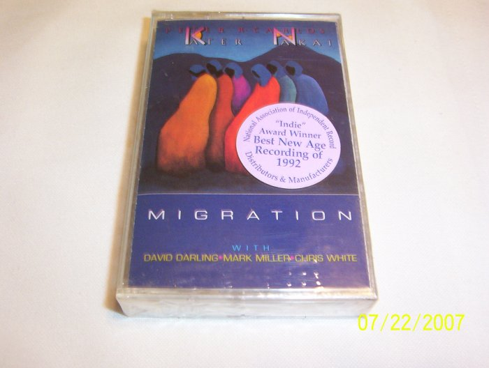 Migration by R. Carlos Nakai & Peter Kater Cassette