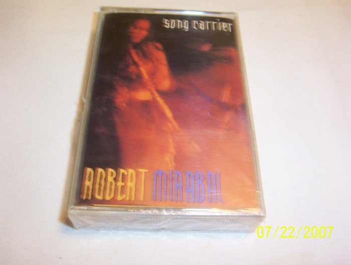 Song Carrier by Robert Mirabal Cassette