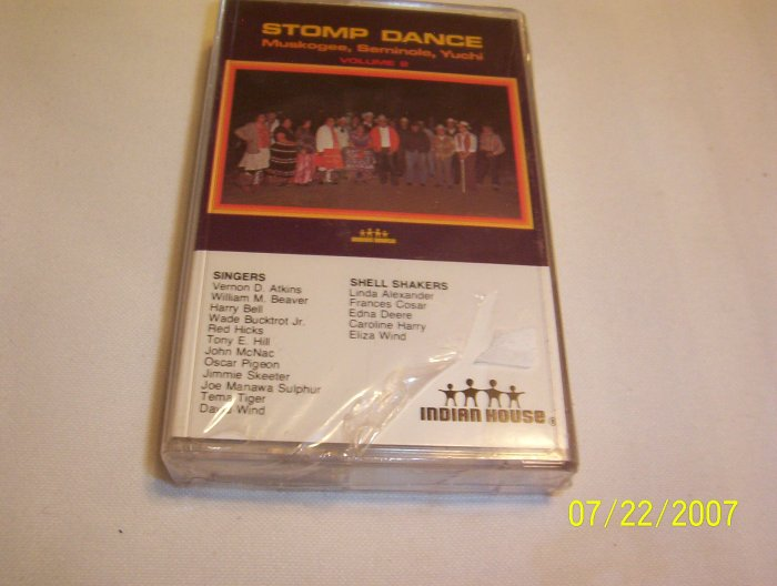 Stomp Dance 2 Cassette
