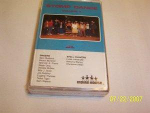 Stomp Dance 3 Cassette