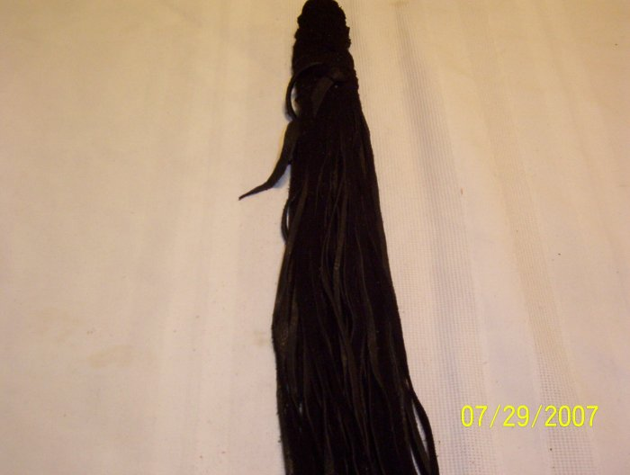 "Braid Wraps - 10"" - Black"