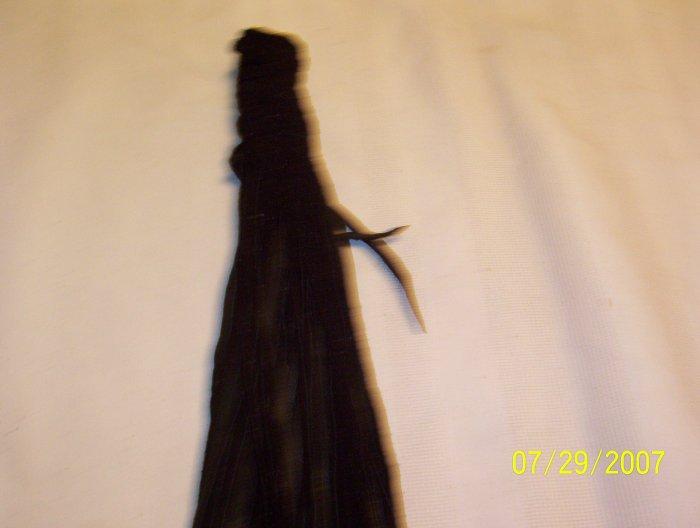 """Braid Wraps - 14"""" - Black"""