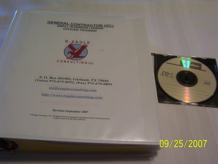 SBLO Training Materials