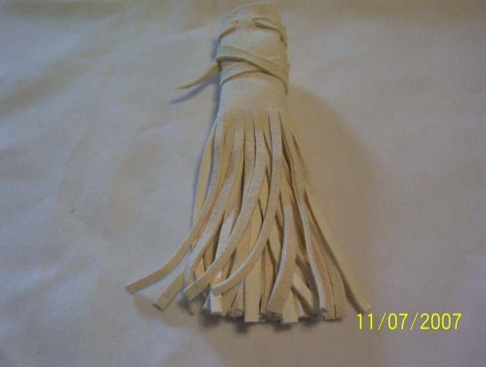 "Braid Wraps - 4"" - Antique White"