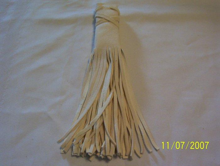 """Braid Wraps - 6"""" - Antique White"""