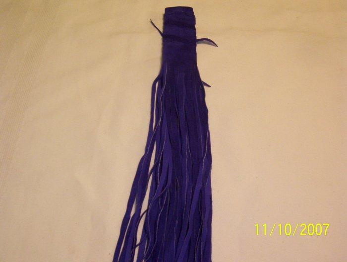 "Braid Wraps - 10"" - Electric Blue"