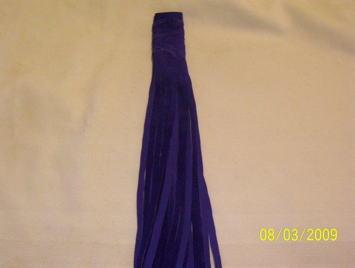 "Braid Wraps - 14"" - Electric Blue"