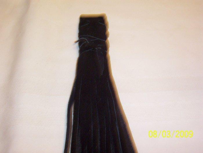 """Braid Wraps - 6"""" - Black"""