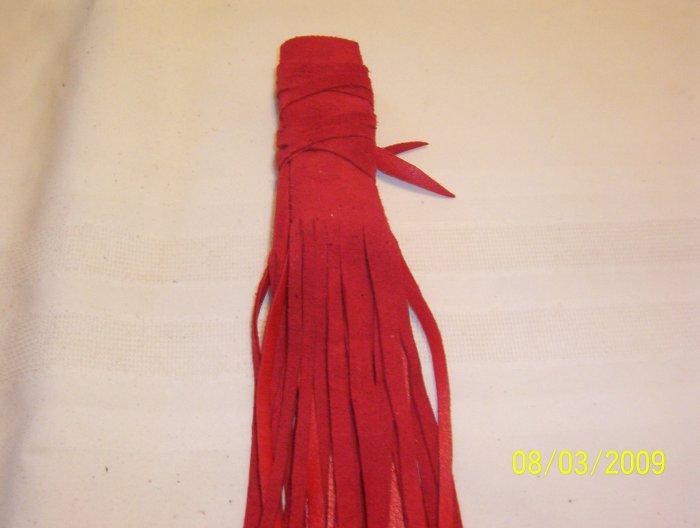 "Braid Wraps - 6"" - Red"