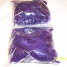 Purple Florette Feathers - 1 oz