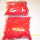 Red Florette Feathers - 1 oz