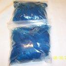 Turquoise Florette Feathers - 1 oz